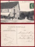 CPA... OYE-ET-PALLET.. - France