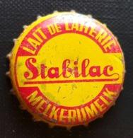 Vieille Capsules Kroonkurk STABILAC - Capsules & Plaques De Muselet