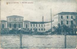 BOLOGNA PROVINCIA-TERME DI CASTEL S. PIETRO - Bologna