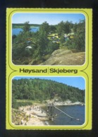 *Høysand - Skjeberg* Circulada 1982. - Noruega