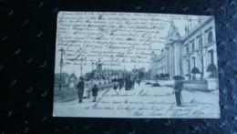 Exposition Universelle De Bruxelles 1910 - LA GRANDE TERRASSE - Exposiciones Universales