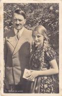 Hitler Mit Mädchen          (A-127-160617) - Personnages