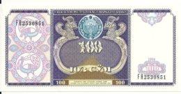OUZBEKISTAN 100 SUM 1994 UNC P 79 - Ouzbékistan