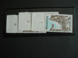 Belgique.1908 (1978) Enghien Numéros De Planche Complets. - Plate Numbers