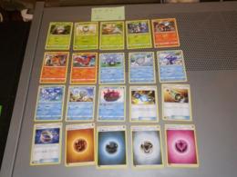 Lot De 131 Cartes Cards Pokemon Coréenne Korean Neuves Differentes Sm1+ 1m 1s Sun  Moon - Pokemon