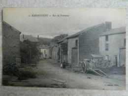 HARAUCOURT     RUE DU FOURNEAU - Otros Municipios