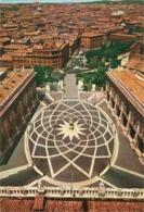 Italy - Roma (Rome) - Piazza Del Campidoglio Dalla Torre Capitolina (The Square Of The Capitol) - Piazze