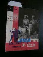 Belgisch Congo Belge : Reisecho/Echo De Tourisme 3 1955 : Bukavu, Luama, Ruanda - Tijdschriften