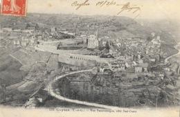 Caylus (Tarn Et Garonne) Vue Panoramique , Côté Sud - Edition Déjean, Carte N° 273 - Caylus