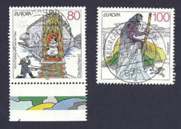 Deutschland, 1997, Mi.-Nr. 1915-1916, Gestempelt - BRD