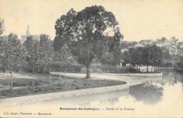 Beaumont-de-Lomagne (Tarn Et Garonne) Bords De La Gimone - Librairie Passama - Beaumont De Lomagne