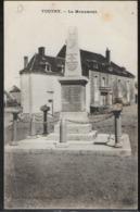 CPA 21 - Toutry, Le Monument - Autres Communes