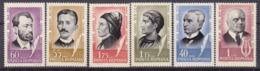 Romania - Illustri Personalità / Distinguished Personality  Set MNH - Altri