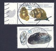 Deutschland, 2002, Mi.-Nr. 2265-2266, Gestempelt - BRD