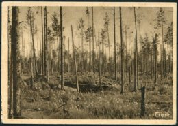 1944 Finland Kenttapostia Fieldpost Feldpost Postcard - Finland