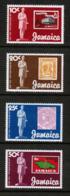 JAMAICA  Scott # 457-60,458a** VF MINT NH INCLUDING Souvenir Sheet (SS-444) - Jamaica (1962-...)