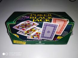 POKER / BLACK JACK - 12 Decks Carta Mundi Paper Cards - Sealed - Jeux De Société
