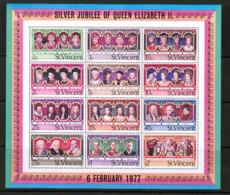 ST. VINCENT  Scott # 494a** VF MINT NH Souvenir Sheet (SS-446) - St.Vincent (...-1979)