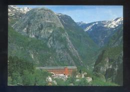 Stalheim. *Stalheim Hotel* Circulada Stalheim 1989. - Noruega