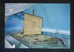 Oslo. *Kon-Tiki Museum* Circulada Oslo 1969. - Noruega