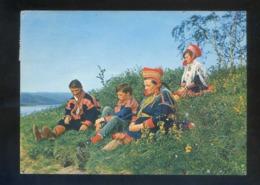 *Lapp Family* Circulada Andalsnes 1972. - Noruega