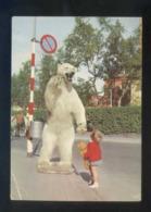 Tromso. *A Big Ice-bear And A Child...* Circulada 1967. - Noruega
