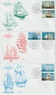 France 1999 FDC Armada De Rouen - 1990-1999