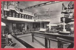 CPSM- PAQUEBOT FLANDRE -Le LIDO* Compagnie Générale Transatlantique* 2 SCANS *** - Steamers