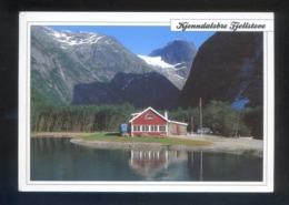 Loen. *Kjenndalsbre Fjellstove Med Kjenndalskruna...* Circulada Loen 1994. - Noruega