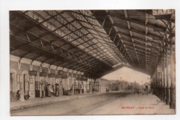 - CPA SAVENAY (44) - Sous La Gare 1906 - - Savenay
