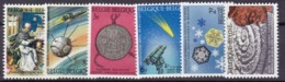 Belgio Space Set MNH - Astrologia