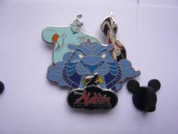 Big Pin S  DISNEY DOUBLE MOULE  4,5 X 4  Cm  Tbq - Disney