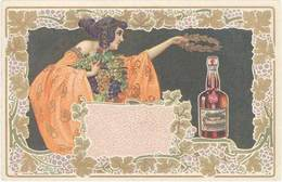 TB Liqueur Suprême Fécamp - Werbepostkarten