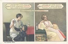 TB Gabbine, Dans Toutes Les Pharmacies - Werbepostkarten