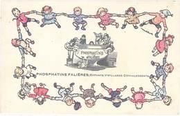 TB Phosphatine Falières, Enfants, Vieillards, Convalescents - Publicidad