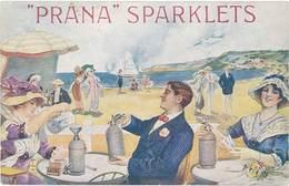 TB « Prana « Sparklets ( Eau De Seltz ) - Werbepostkarten