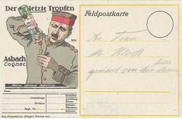 TB Asbach Cognac ( Soldat Allemand ) - Publicidad