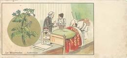 B La Bourrache – Sudorifique ( Nitrate De Potassium / Docteur ) - Werbepostkarten