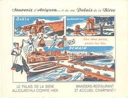 TB Palais De La Bière, Avignon, Ponts - Werbepostkarten