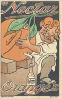 B «Nectar Orange» Lieutaud - Werbepostkarten