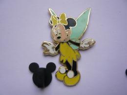 Big Pin S  DISNEY  4,5 X 3 Cm  Tbq - Disney