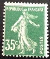 N° 361  NEUF ** SANS CHARNIÈRE ( LOT:191 ) - 1906-38 Semeuse Camée
