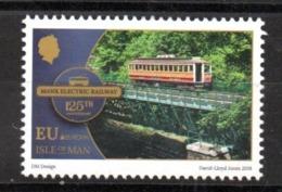 Europa CEPT 2018 Isle Of Man Bridges MNH - 2018