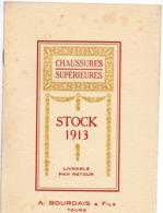 37 Tours Fabrique De Chaussure Tarif 1913 - 1900 – 1949