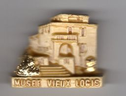 DESTOCKAGE Fève MH - MUSEE VIEUX LOGIS De NICE - Regio's