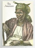 Guyane Guyanaise Ed Delabergerie écrite De Kourou Carte Double Bon Anniversaire - Autres