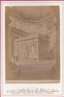 Photographie XIX E Arca Minor Di Santa Casa  Arche Mineur De La Sainte Maison Photo Formato Gabinetto ( 191391 ) - Lugares