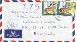 Guinee Guinea 1993 Conakry Napoleon Bonaparte Cover - Guinea (1958-...)