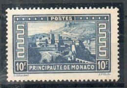 N°133 *NEUF PREMIERE CHARNIERE COTE 160 E NET25 EUROS - Monaco