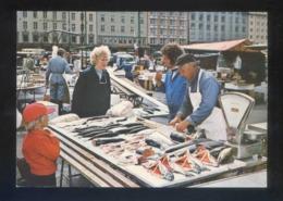 Bergen. *The Fish Market* Nueva. - Noruega